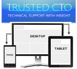 Trusted CTO Phone Desk Tablet
